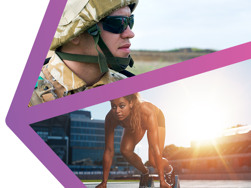 Smarter Thinking for Military and Athletes