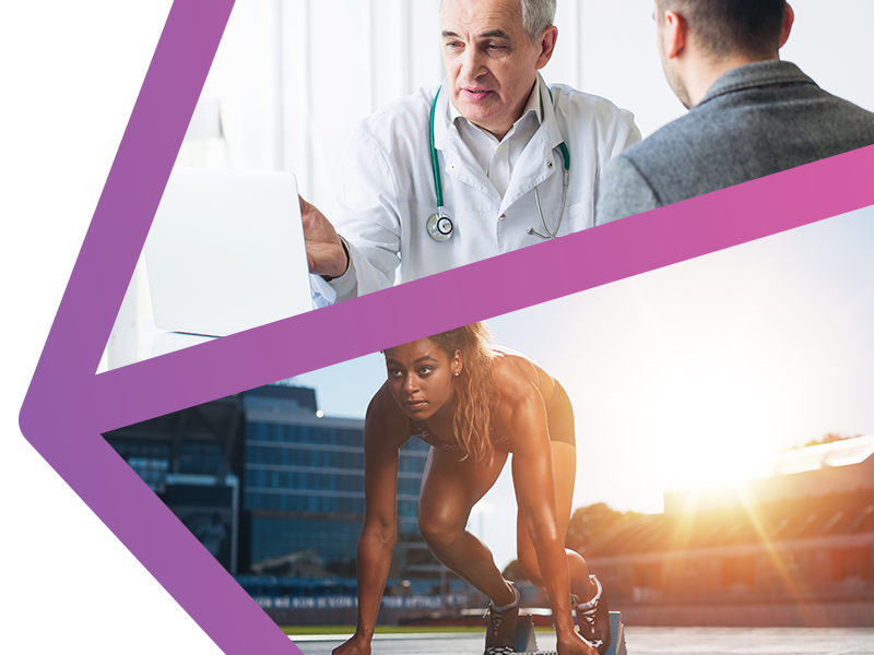 Smarter Thinking for NHS and Athletes
